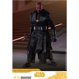 Darth Maul Movie Masterpiece Action Figure 1/6 29 cm