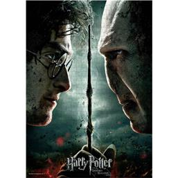 Harry Potter: Harry vs Voldemort Puslespil