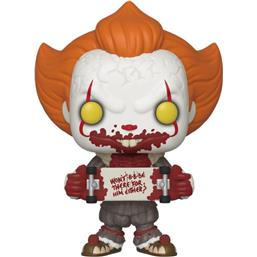 Pennywise Skateboard POP! Movies Vinyl Figur