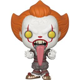 Pennywise Dog Tongue POP! Movies Vinyl Figur