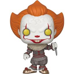 Pennywise Blade POP! Movies Vinyl Figur