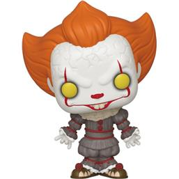 IT: Pennywise Open Arm POP! Movies Vinyl Figur