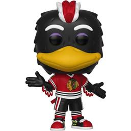 NHL: Tommy Hawk POP! Mascots Vinyl Figur