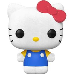 Hello Kitty Classic Flocked POP! Sanrio Vinyl Figur