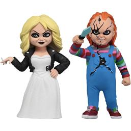 Chucky & Tiffany Toony Terrors Action Figure 2-Pack 15 cm