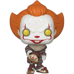 Pennywise Beaver Hat POP! Movies Vinyl Figur