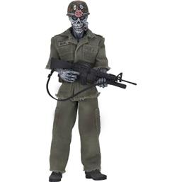 Sgt. D Retro Action Figure 20 cm