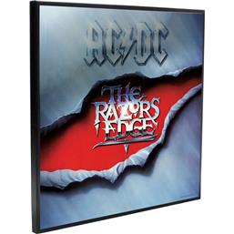 AC/DC: The Razors Edge Crystal Clear Picture 32 x 32 cm