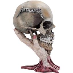 Metallica: Sad But True Skull Statue 22 cm