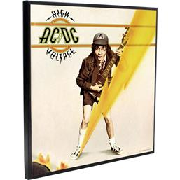 AC/DC: High Voltage Crystal Clear Picture 32 x 32 cm