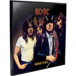 AC/DC: Highway to Hell Crystal Clear Picture 32 x 32 cm