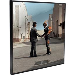 Pink Floyd: Wish You Were Here Crystal Clear Picture 32 x 32 cm