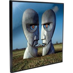Pink Floyd: The Division Bell Crystal Clear Picture 32 x 32 cm