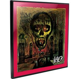 Slayer: Seasons in the Abyss Crystal Clear Picture 32 x 32 cm