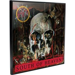 Slayer: South of Heaven Crystal Clear Picture 32 x 32 cm