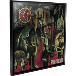Slayer: Reign in Blood Crystal Clear Picture 32 x 32 cm