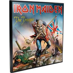 Iron Maiden: The Trooper Crystal Clear Picture 32 x 32 cm