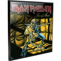 Iron Maiden: Piece of Mind Crystal Clear Picture 32 x 32 cm