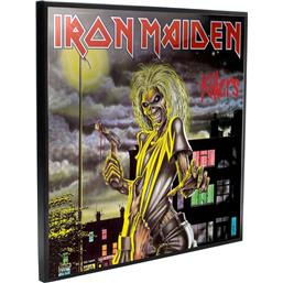 Iron Maiden: Killers Crystal Clear Picture 32 x 32 cm