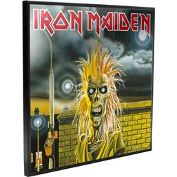 Iron Maiden Crystal Clear Picture 32 x 32 cm
