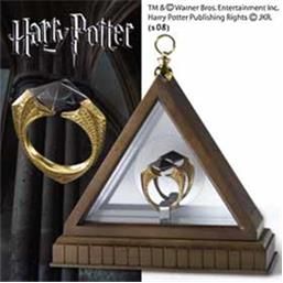 Harry Potter: Lord Voldemort´s Horcrux Ring (guld belagt)