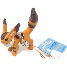 Studio Ghibli: Castle in the Sky Strap Fox Squirrel 10 cm