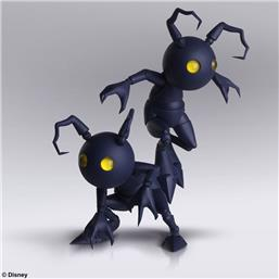 Kingdom Hearts: Shadow Bring Arts Action Figures 2-pack 10 cm