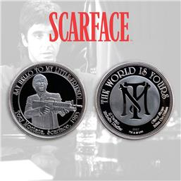 Scarface: Scarface Collectable Coin - The World Is Yours