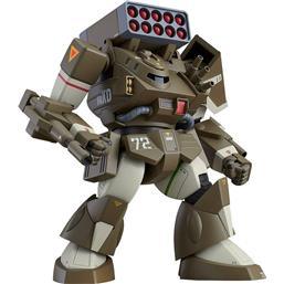 Fang of the Sun Dougram: Ironfooot F4XD Hasty XD  Plastic Model Kit 1/72 14 cm