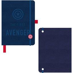 The First Avenger A5 Notesbog
