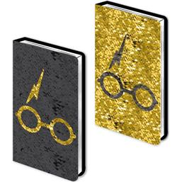 Harry Potter: Sequin A5 Notesbog