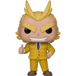 Teacher All Might POP! Animation Vinyl Figur