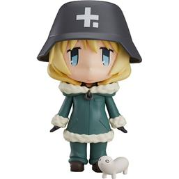 Girls´ Last Tour: Yuri Nendoroid Action Figure 10 cm
