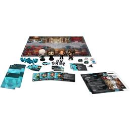 Harry Potter: Funkoverse Harry Potter Board Game 4 Character Base Set