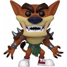 Crash Bandicoot: Tiny Tiger POP! Games Vinyl Figur
