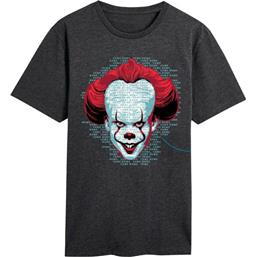 IT: Pennywise Face T-Shirt