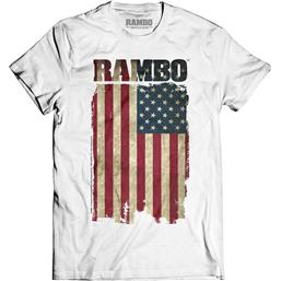 Rambo / First Blood: American Flag T-Shirt