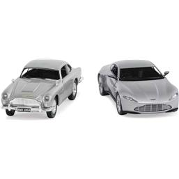 Aston Martin DB10 & DB5 Diecast Model 2-Pack 1/36