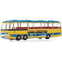 Magical Mystery Tour Bus Diecast Model 1/76