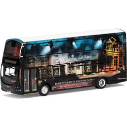 Wright Eclipse Gemini 2 Warner Bros. Studio Shuttle Bus Diecast Model 1/76