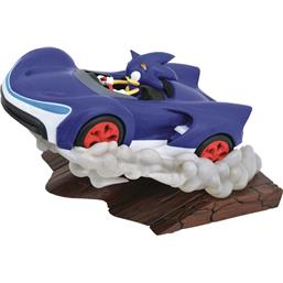 Sonic The Hedgehog: Sonic Racers Gallery PVC Diorama 25 cm