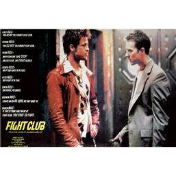 Fight Club: Rules plakat