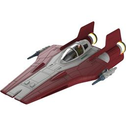 Resistance A-Wing Fighter Red Model Kit with Sound & Light Up 1/44