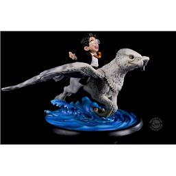 Harry Potter: Harry & Buckbeak Q-Fig MAX Diorama 13 cm