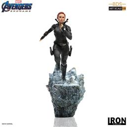 Black Widow BDS Art Scale Statue 1/10 21 cm