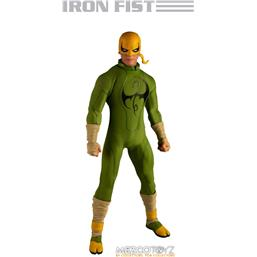 Marvel: Iron Fist One:12 Action Figure 1/12 17 cm