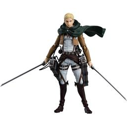 Attack on Titan: Erwin Smith Figma Action Figure 15 cm