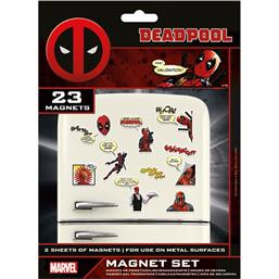 Deadpool Magneter