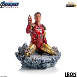 I am Iron Man BDS Art Scale Statue 1/10 15 cm