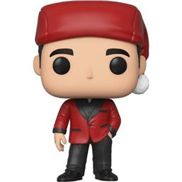 Michael as Santa Bond POP! TV Vinyl Figur